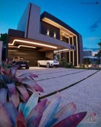 Título do anúncio: Fantástica casa em construção no condomínio Supremo Itália com 5 suítes