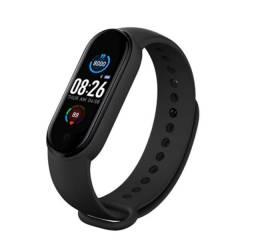 Relogio Inteligente Smartwatch M5 Bluetooth 4.2 Monitor Smartband Mede Pressão Arterial