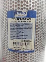 Título do anúncio: Filtro Hidraulico - Turbo Filtros - TH6356