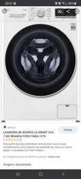 Lavadora de roupas frontal LG Smart VC4 11kg
