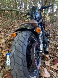 Harley Davidson Forty Eight - Projeto exclusivo!!