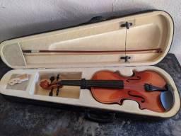 Título do anúncio: Violino semi-novo