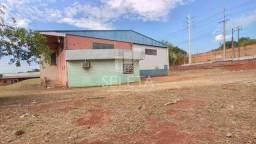 BARRACÃO DE 1.348,77 M² - LOTE 2A
