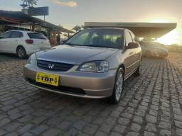 Civic Lx 1.7 2001 completo