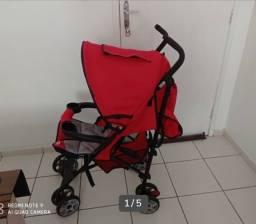 Título do anúncio: Carrinho de bebê sunshine burigotto