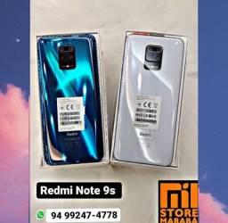 Redmi Note 9s 128gb - 6gb ram