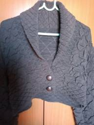 Lindo casaquinho de tricot