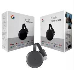 Google ChromeCast 3!! Novo Lacrado.
