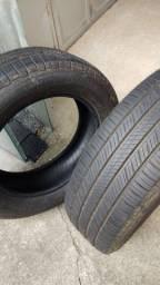 Pneus Michelin 235/60/18 com NF e garantia