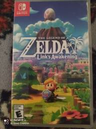 Zelda Link's Awakening troco por Breath of the Wild