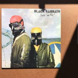LP BLACK SABBATH -NEVER SAY DIE
