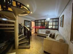 Título do anúncio: Cobertura com 3 dormitórios à venda, 290 m² por R$ 1.800.000,00 - Ponta da Praia - Santos/