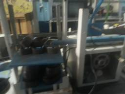 Maquina de fazer sandalia
