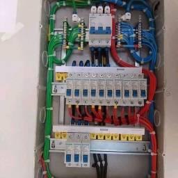 Eletrica predial eletricista prédial residencial