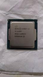 Processador Intel Core i5-6400t de 4 núcleos e 2.2GHz com placa gráfica integrada