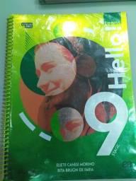 Livro Hello teens 9 - 8° edição - 2009