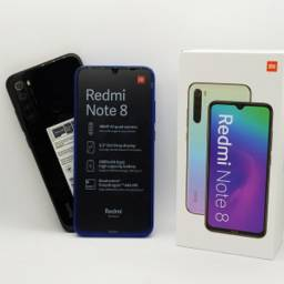 Note 8 64GB/4GB Ram Azul/Preto China