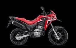XRE 300 rally 2022 0 km a vista ou condições