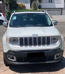 Título do anúncio: Jeep Renegade 2018 Limited 1.8 16 v
