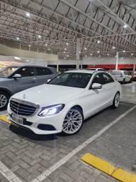 Título do anúncio: Mercedes C180 Exclusive 2018 2018