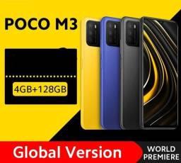 Poco M3 Lacrado 128gb