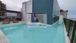 DM Aluga Flat Mobiliado com 30 m² em Boa Viagem