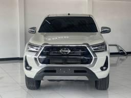 Título do anúncio: Hilux 2.8 SRX 4x4 Diesel 2021/2021 - ZERO