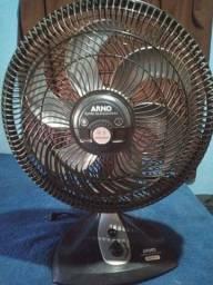 Ventilador Arno turbo Silêncio