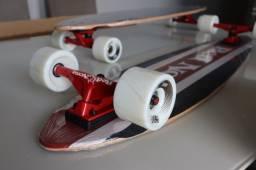 Skate Longboard Red Noose