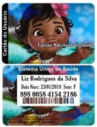 Cartão do SUS Personalizado