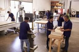 Vaga de emprego - Auxiliar de Produção
