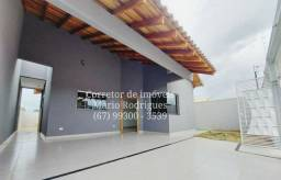 Casa Nova Região Monte Castelo 3 Quartos sendo um Suite sobra de Terreno