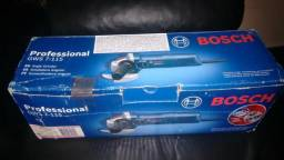 Lixadeira Bosch 4/2 profissional