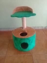 Casa aranhador para gatos