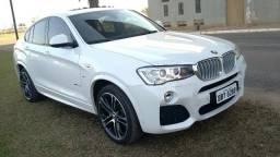 Bmw X4 Xdriver 3.0 35i Gasolina Aut Branca - 2017