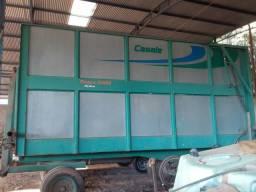 Wagon Forrageira hidro 25.000 CASALE