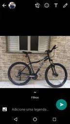 Bike Caloi aro 29 profissional