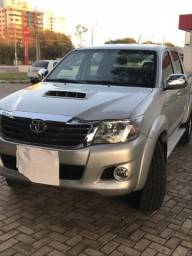 Hilux CD 4x4 STD Manual - 2015