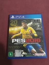 PES 2016 para PS4!