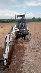 Mine escavadeira