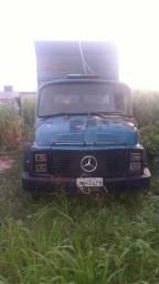 Vendo caminhão Mercedes Benz ano 79