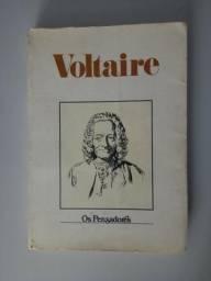 Livro Voltaire - Coleção Os Pensadores