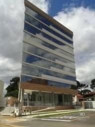 Apartamento à venda, 33 m² por r$ 227.000,00 - centro - são josé dos pinhais/pr