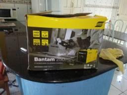 Vende-se máquina de solda Bantam 250
