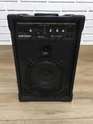 Amplificador Caixa de som Wattsom Pop line 100 multi uso