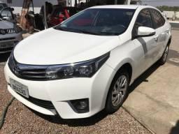 Corolla automático GLI Flex - 2017