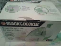 Umidificador de Ar Uc1000 Ultrassônico Bivolt Black&decker