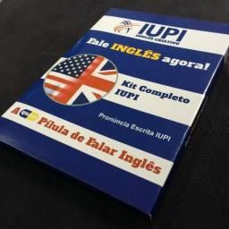Curso Inglês Kit Completo IUPI