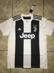 Camisa Juventus Home, temporada 18/19 Cristiano Ronaldo