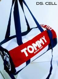 Bolsa tommy para academia ou oequenas viagens